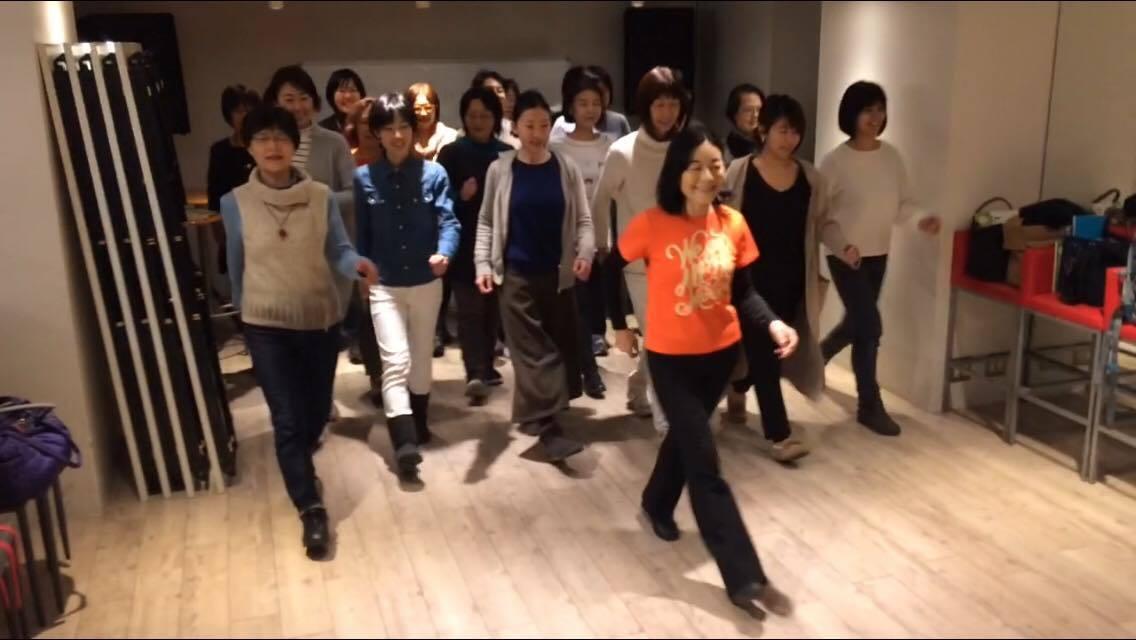 宇多川久美子のウォーキングスクール