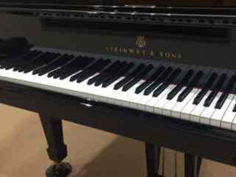 スタインウェイピアノで自分練習1h 3,000