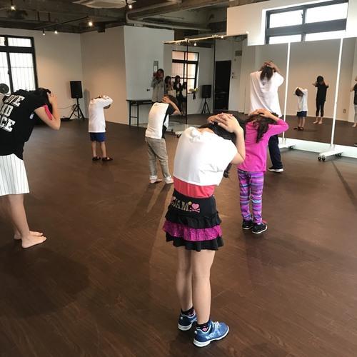 Hiphop ダンス キッズレッスン by Yuuki