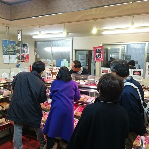 11/3(金)、4(土) ウマいグルメの食べあるき~2店舗、5種類の馬肉料理の食べあるき~