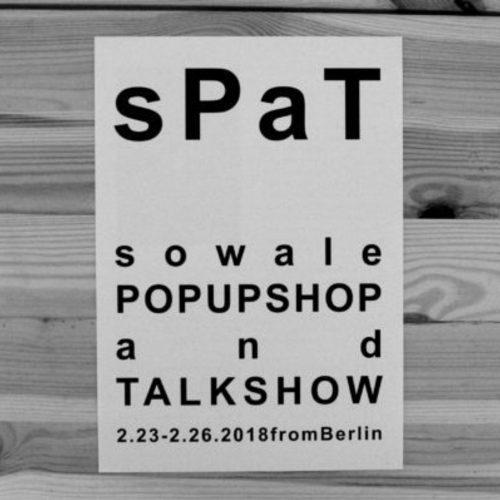 ベルリンの文具店sowale(ソワレ)店主の只松さん TALK SHOW