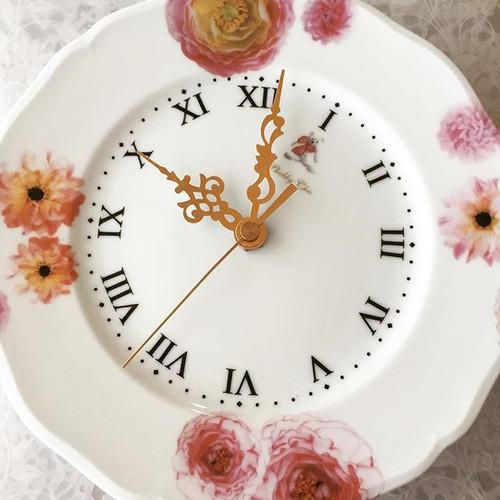 ポーセラーツ 時計ワンデイレッスン