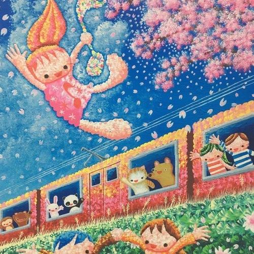 9/4 (月) お絵描き教室 ~のりみちさん~