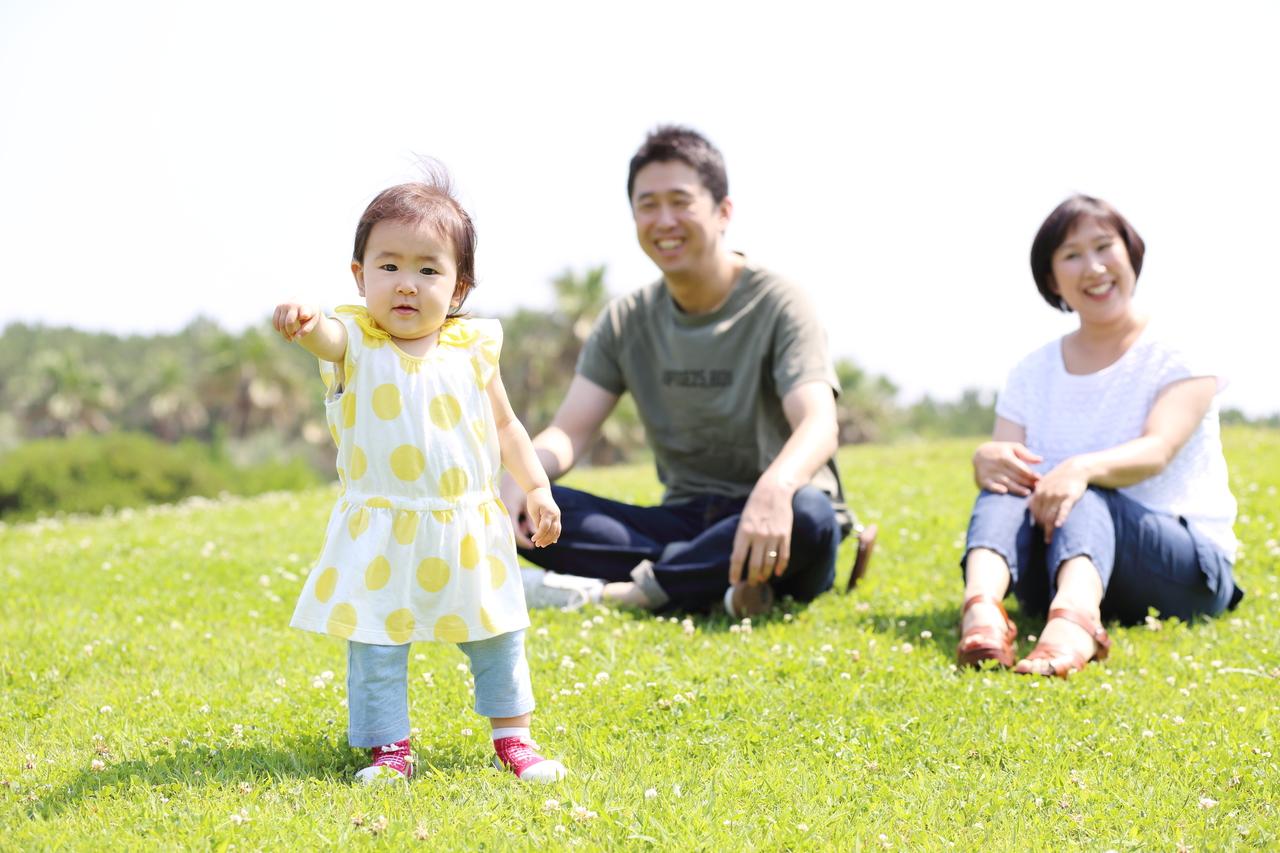 ★絆Story写真館のおやこ撮影会★ 10月の絆Photoセッション【公園編】@辻堂海浜公園