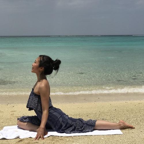 リフレッシュ aroma yoga