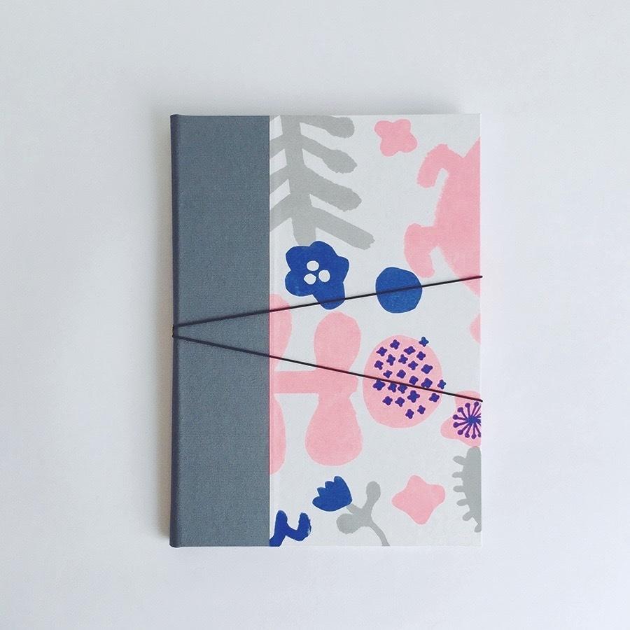 永岡綾『週末でつくる紙文具』ワークショップ A5サイズのカルトンを作ろう! at 本とコーヒー