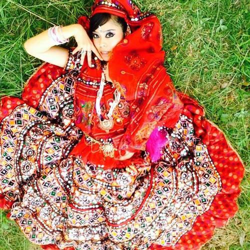 ayako sekimoto Bollywood dance WS