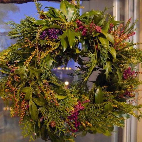 【摩耶の森クラブ】クリスマスチャームづくり