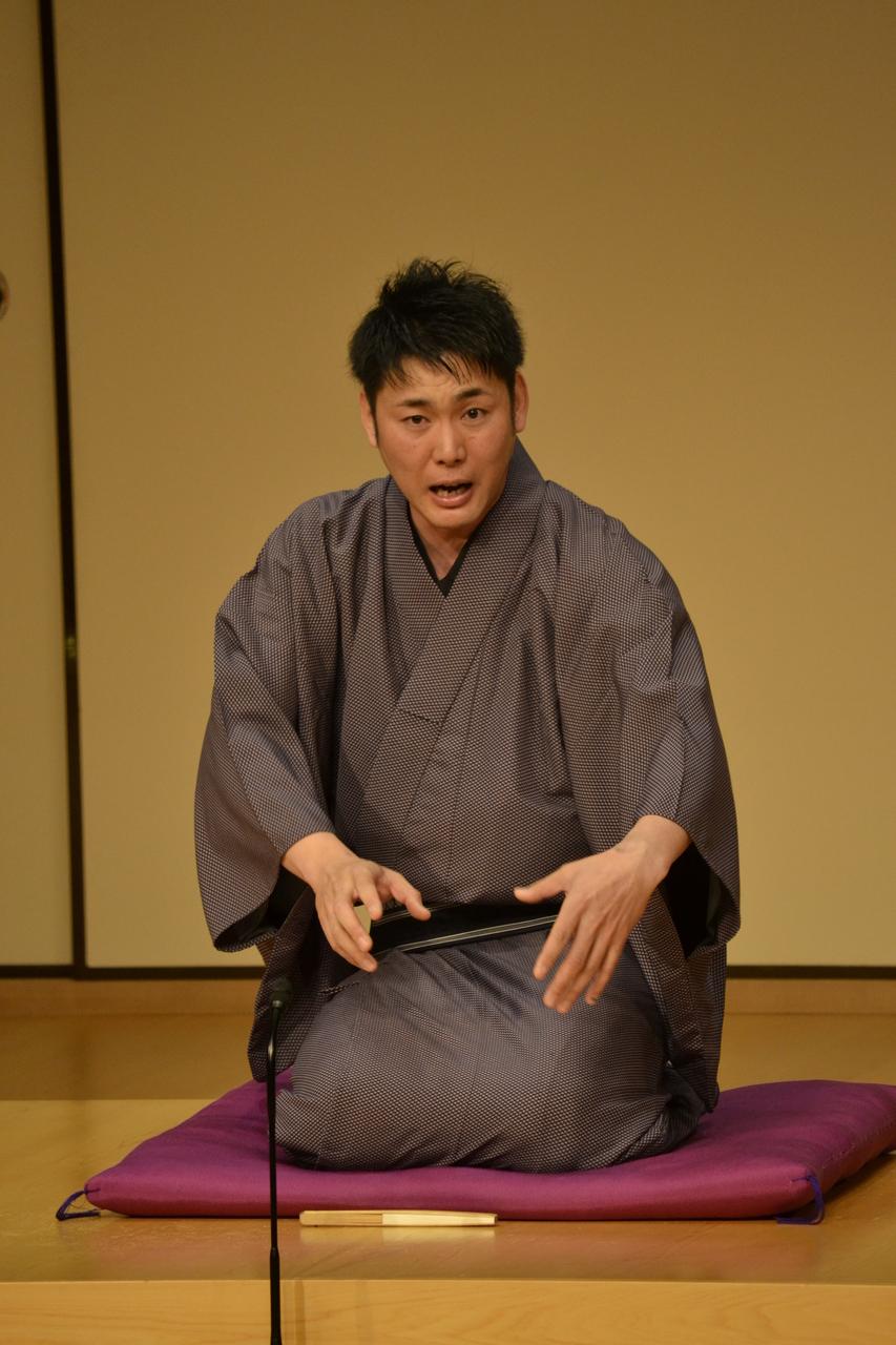 3月20日(火)立川志ら門 二つ目トライアルリベンジの会