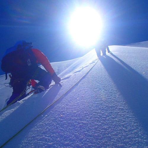 【2/22(金)】 登山のエネルギーと水分補給