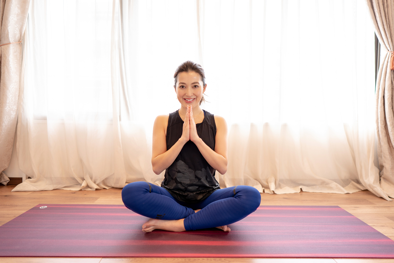 Relux Flow Yoga 3.4月オープンクラス