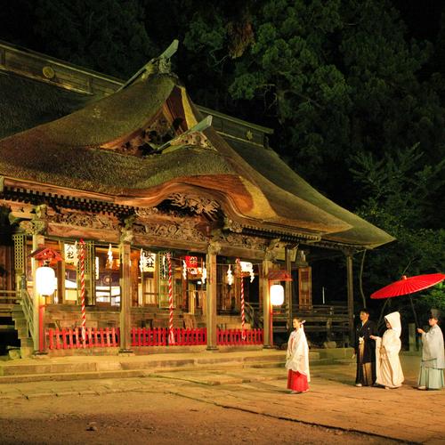 模擬挙式 夜の結婚式『結月(ゆづき)』7月29日(日)