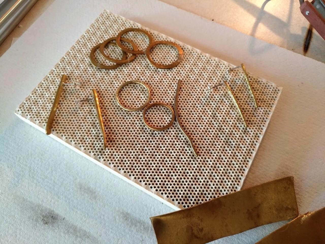 【04】手作り指輪制作体験