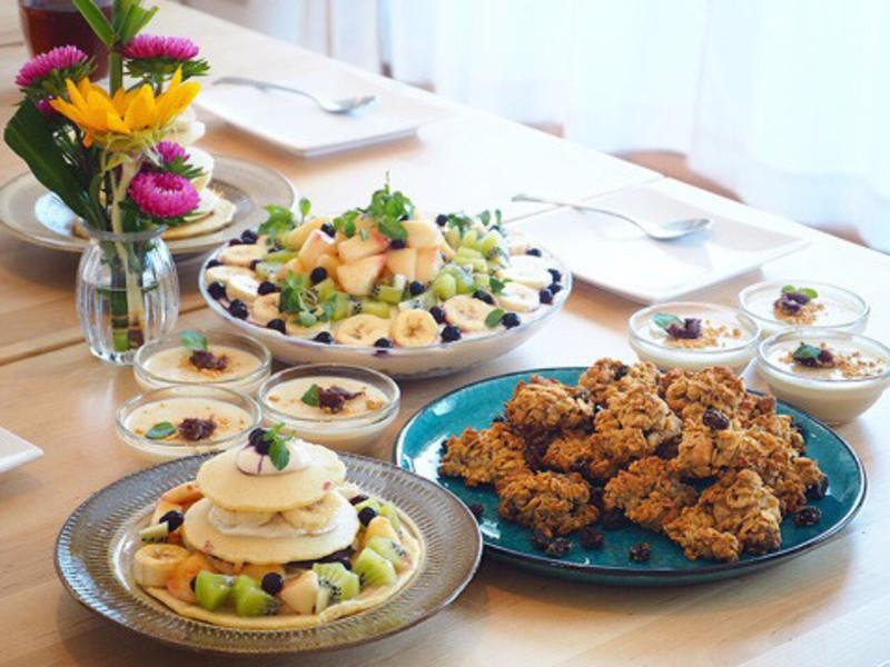 【1月限定】こころキッチンスイーツカフェ〜冬だからこそ食べたい糀スイーツ〜