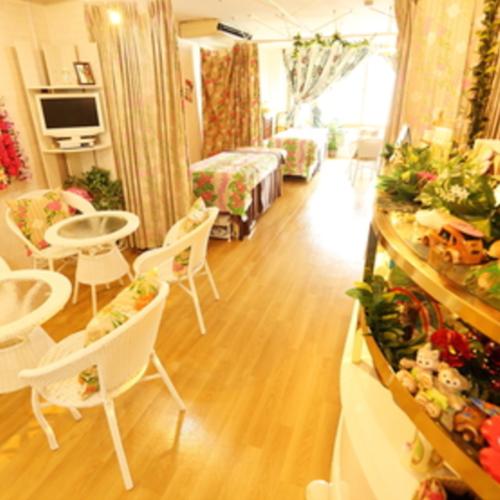 Hawaiian ★ Salon de chacha (salon de Chacha) Shibuya main store
