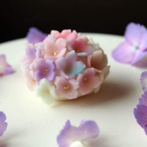 5月19・20日 鎌倉創作和菓子 手毬 御園井裕子先生による和菓子講座