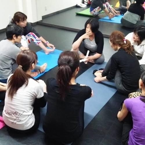 3/3「ヤムナボール・セルフボディケア」by白木和恵