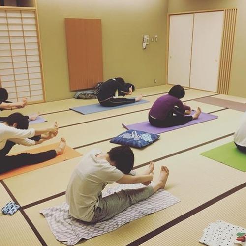 沖ヨガ教室in 高井戸