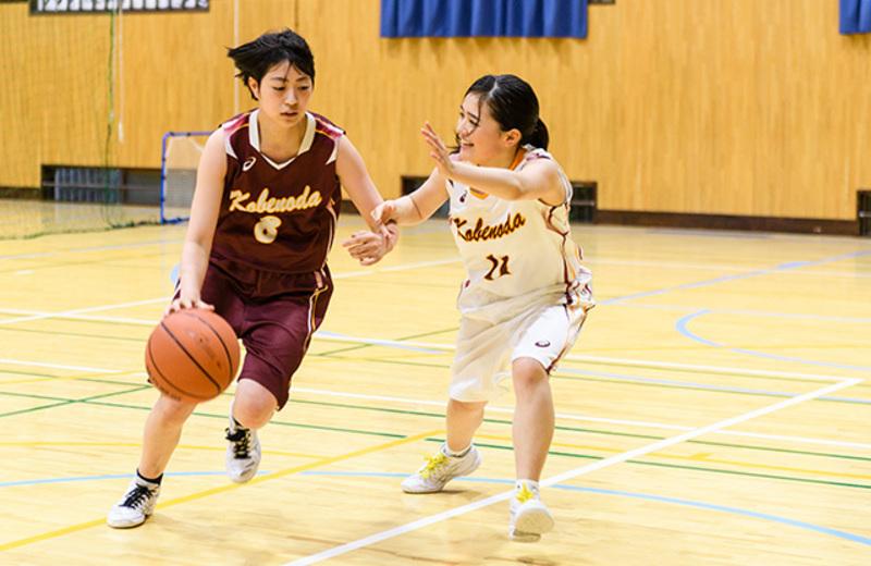 【9月9日(日)部活動体験会】エ)女子バスケットボール部
