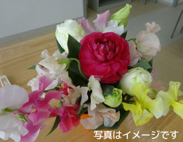 宮崎のお花を使ったアレンジメント教室