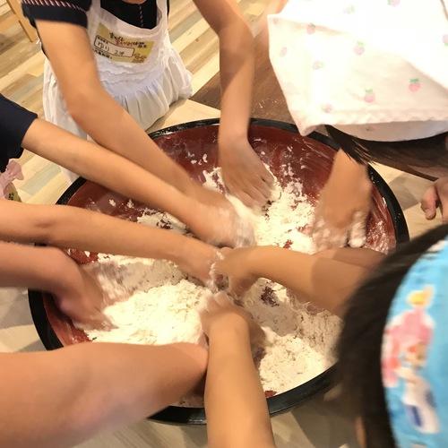 2/11(月・祝)「丸亀製麺」がやってくる!たるみこどもキッチン de まるがめうどん作り