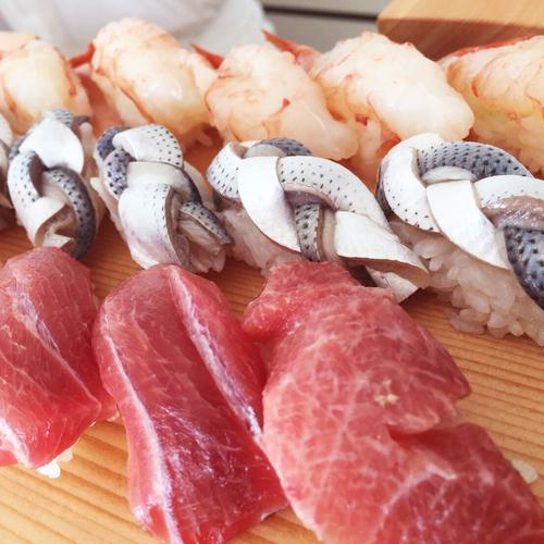 半年で1000人以上が参加したお寿司の会(夜の部)