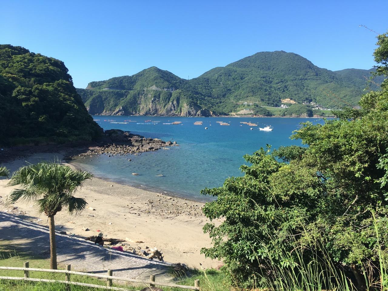 坊津海岸ツアー
