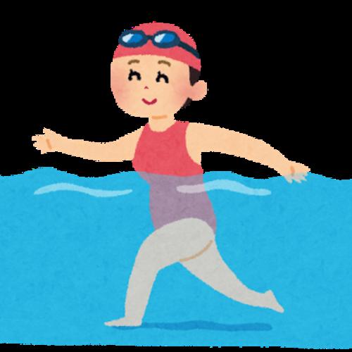 水中エクササイズ教室 1/29(月)19:00〜20:00