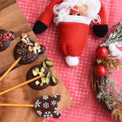 【CACAO LAB.】Xmas特別企画 カカオに願いを ~サンタさんへの贈り物~ ~大切な人への贈り物~