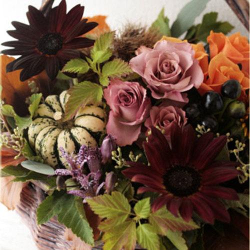 10月Flower Lessn