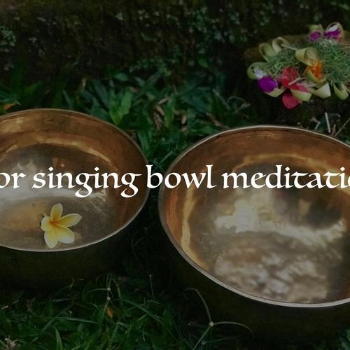 🈵陰ヨガ×音の瞑想