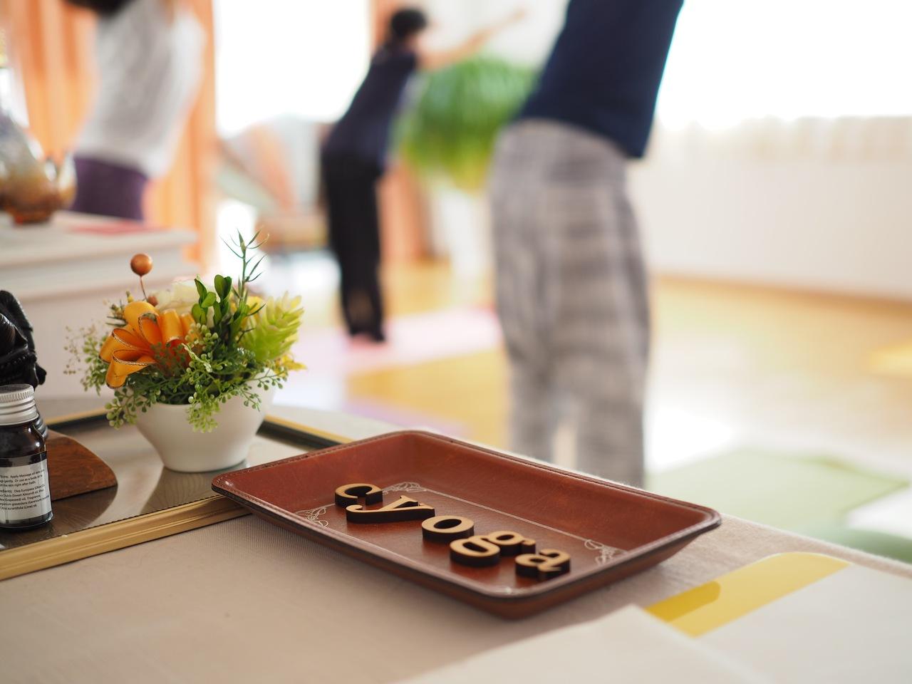 月曜 昼Yoga