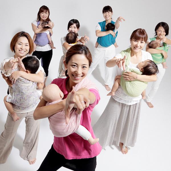 【生後3ヶ月から】はじめてのベビーダンス(赤ちゃんの寝かしつけに効果あり)