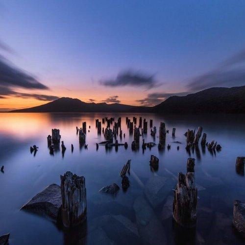 9月30日(日) 近井直行さんと行く、支笏湖の夜明け撮影ツアー