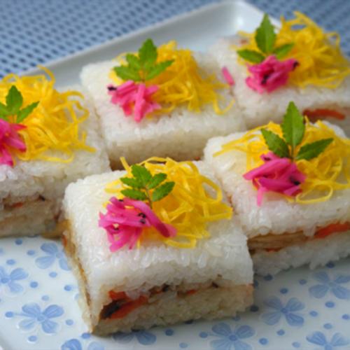 Cooking Class (Oshi-Zushi)