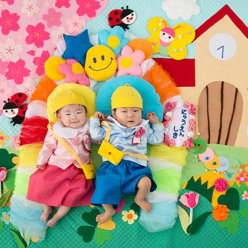 モラージュ菖蒲 わくわく入園式 5月15日(火)開催