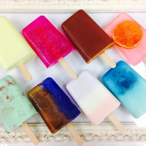 日本初!!アイスキャンディーソープ ディプロマコース