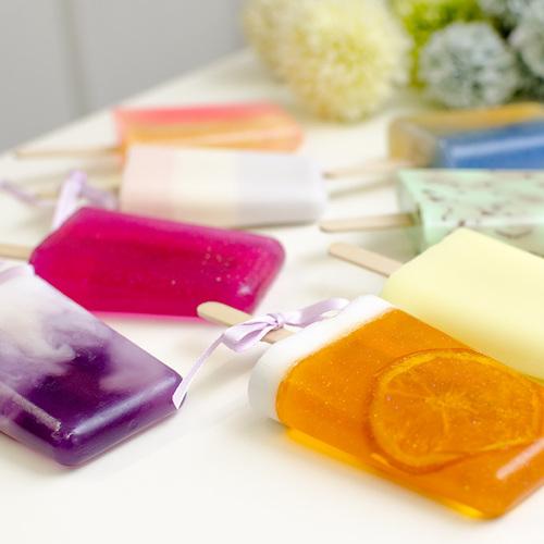 日本初アイスディプロマ  JDSA認定アイスキャンディーソープディプロマコース