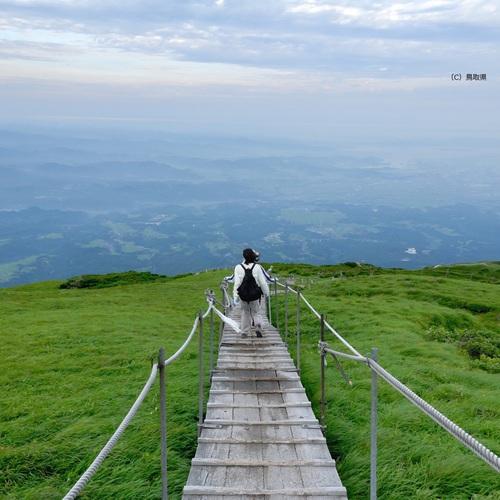 Mt. Daisen trekking