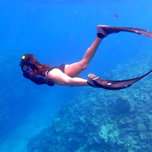 Boat Skin Diving for beginner!