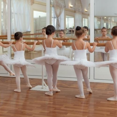 こども・男女・バレエ・1回レッスン【9月】こどものためのクラシックバレエ