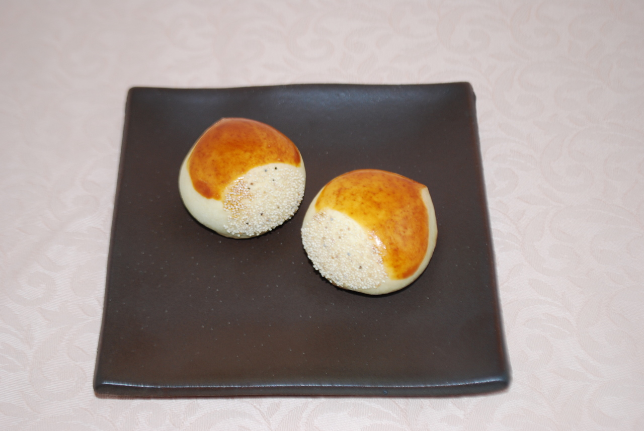 ホッコリ和菓子でおもてなし 栗まんじゅう