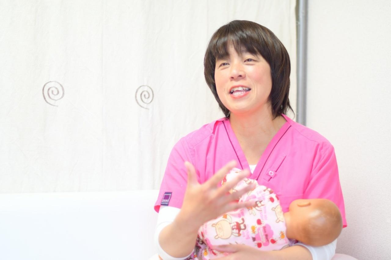 桶谷式おおこし母乳育児相談室