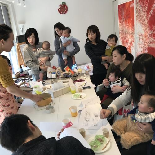 目からウロコの栄養学講座 〜02離乳食講座~