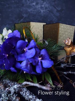 Four Seasons Flower Lesson (四季のお花のレッスン)