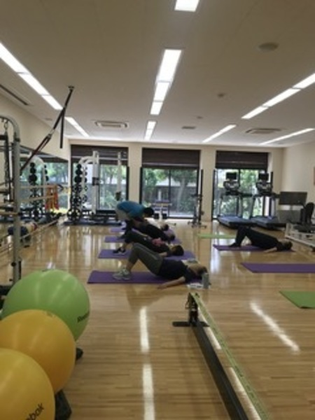 -終了- キャンサーフィットネス教室(運動初心者向け)6/18(月)13:00〜14:00