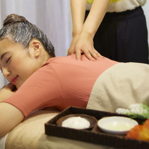 TsuNE (Tune) A salon that you can experience the authentic Bali style head spa ☆