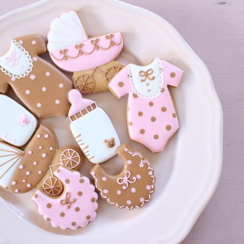 アイシングクッキー基礎講座2回目(全3回)