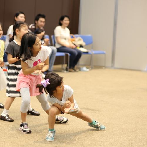 【10/28開催】英語で!キッズダンスワークショップ