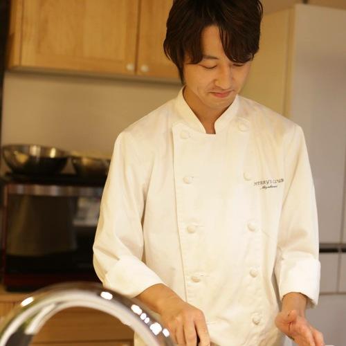 シェフに教わる「料理教室」(杉川シェフ)